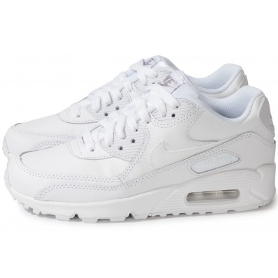 Nike Air Max 90 Blanche Pour Homme