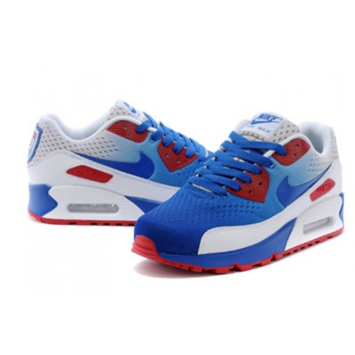 nike air max 90 bleu blanc rouge