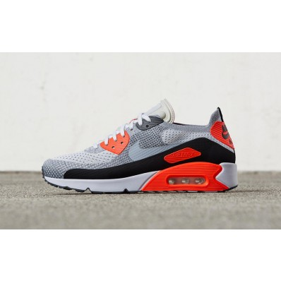 nike air max 90 infrared flyknit