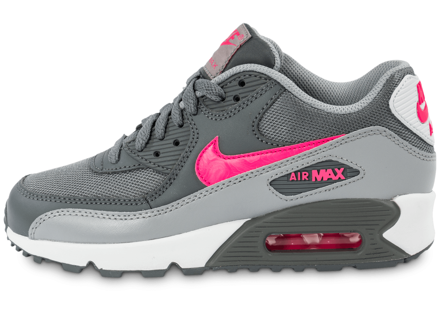 buying cheap quality products detailing air max 90 femme grise et rose