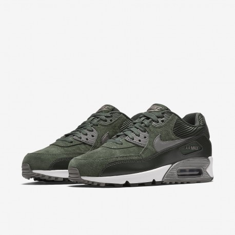 nike air max 90 leather femme, NIKE AIR MAX 90 LEATHER Femme